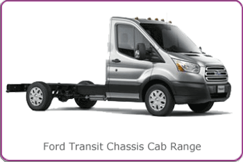 Ford Transit Chassis cabs